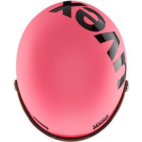 UVEX hlmt 500 Visor Kask, pink matt